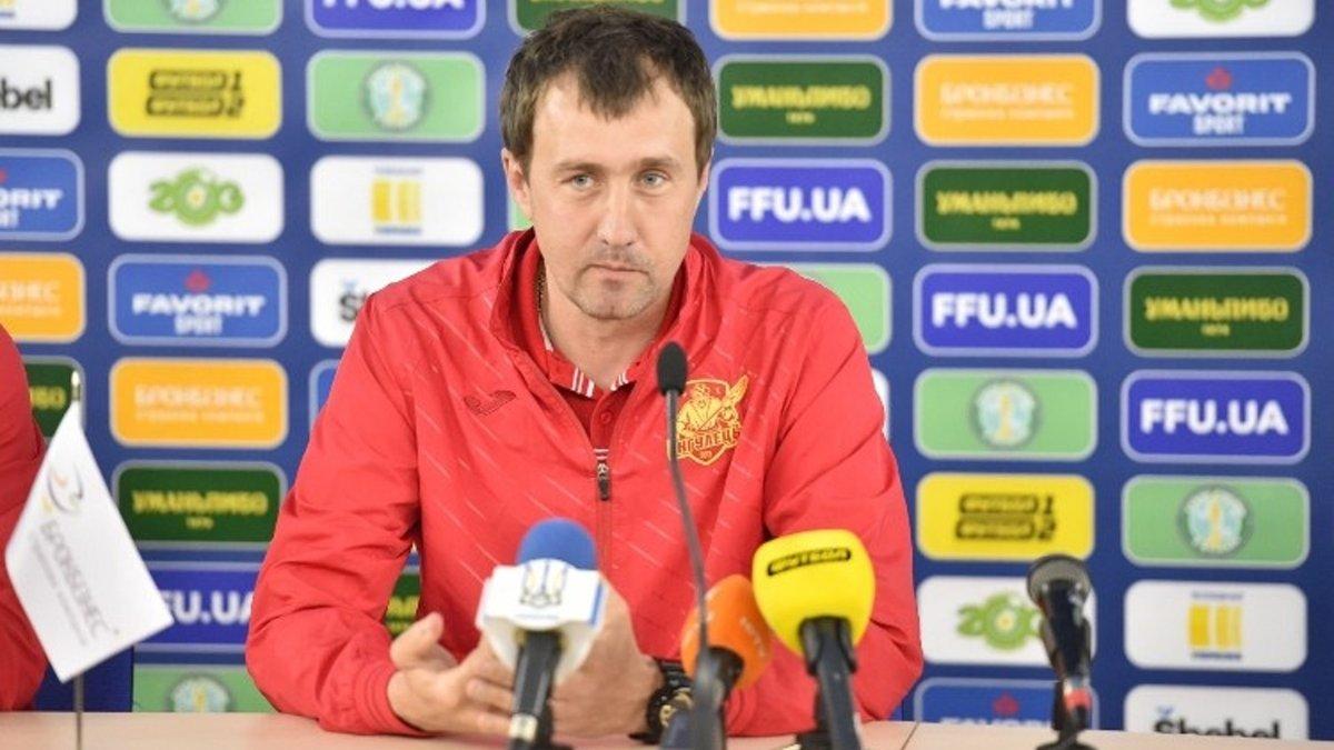 Інгулець – СК Дніпро-1: Лавриненко оцінив дебют своїх підопічних в УПЛ