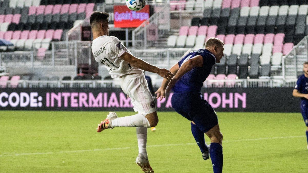 Клуб Бекхэма впервые в своей истории одержал победу, расстроив чемпиона Европы