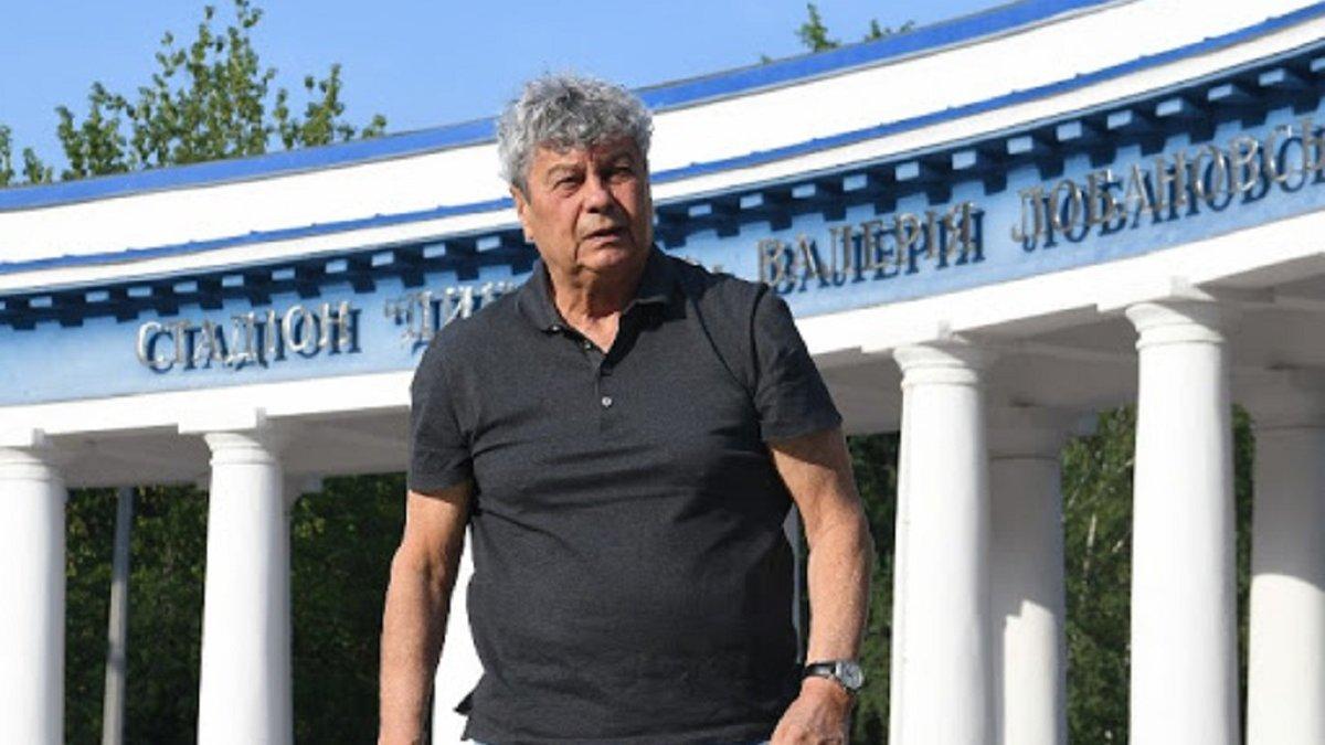 Луческу хотів зустрітись з Михайличенком після приходу в Динамо, – Суркіс