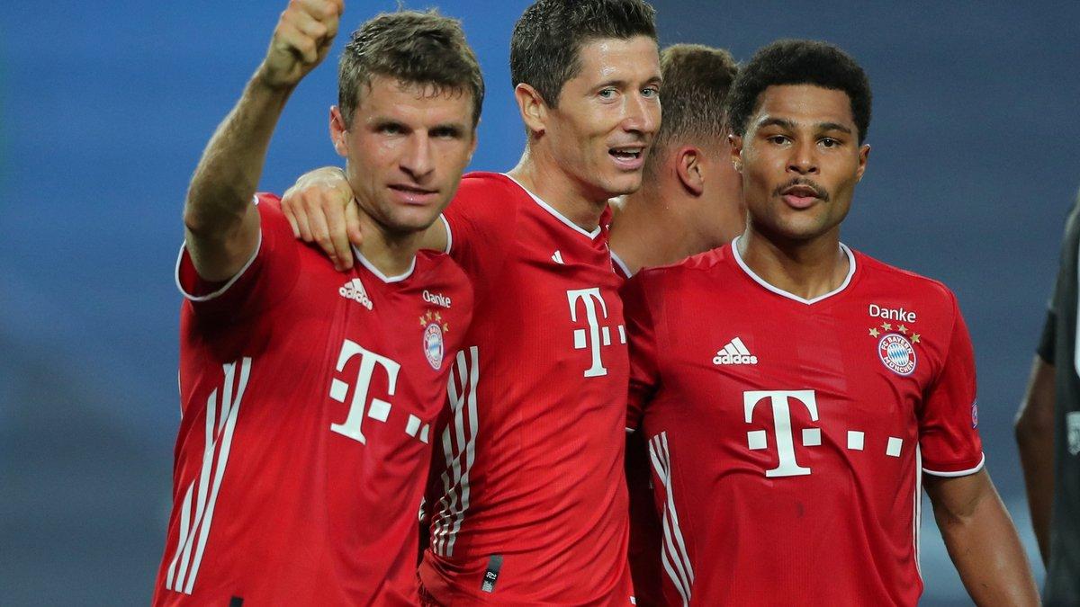 """""""Німецька"""" Ліга чемпіонів: тріо з Бундесліги перервало неймовірне домінування Роналду та Мессі"""