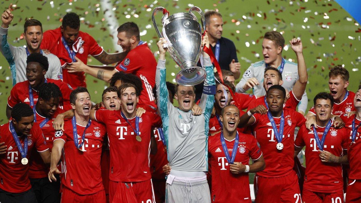 П'ятеро зірок Баварії встановили цікаве звершення за підсумками сезону 2019/20