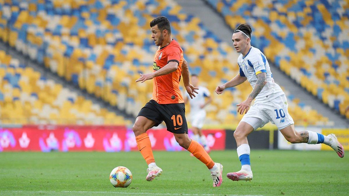 Шахтер – Динамо: прогноз на матч Суперкубка Украины