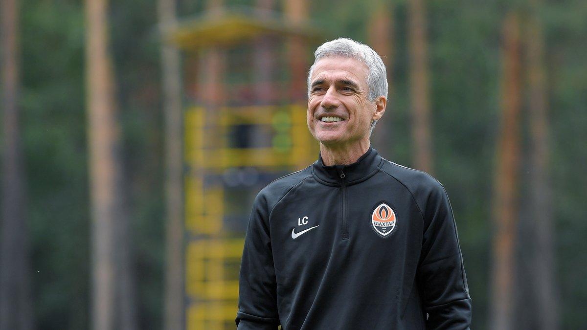 Шахтар – Динамо: Каштру не хвилюється через фактор Луческу в Суперкубку України