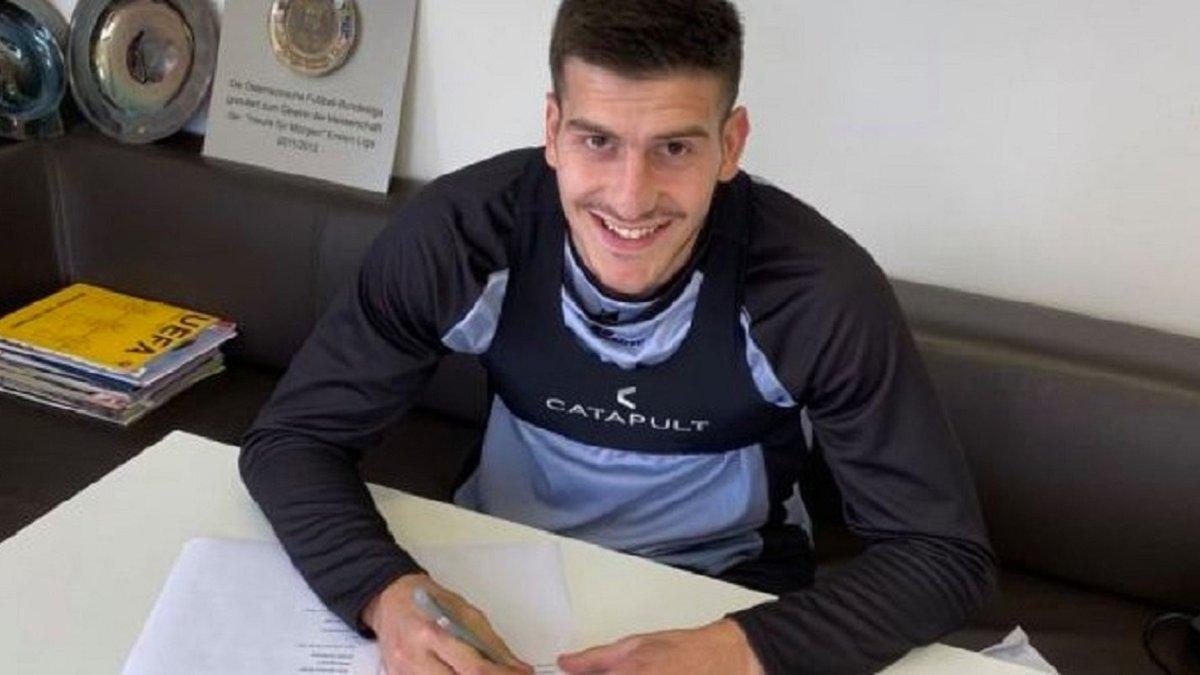 Колишній легіонер Динамо підписав контракт з бронзовим призером чемпіонату Австрії