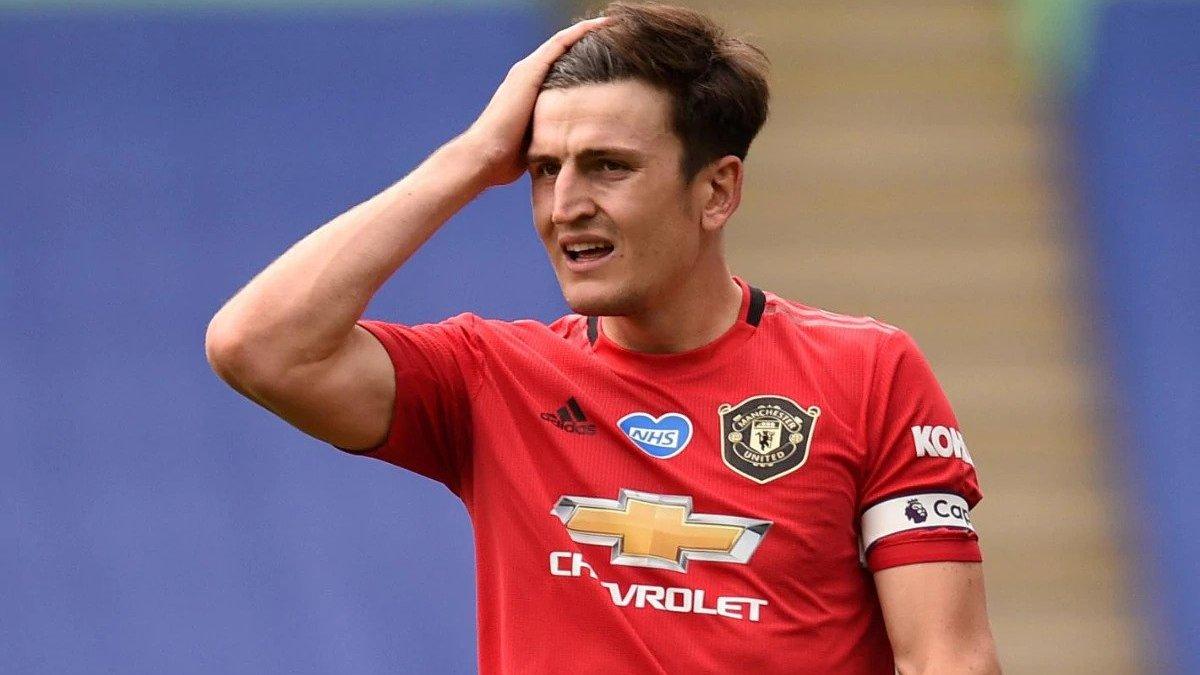 Магуайр ризикує втратити статус капітана в Манчестер Юнайтед – він вже вилетів зі збірної Англії
