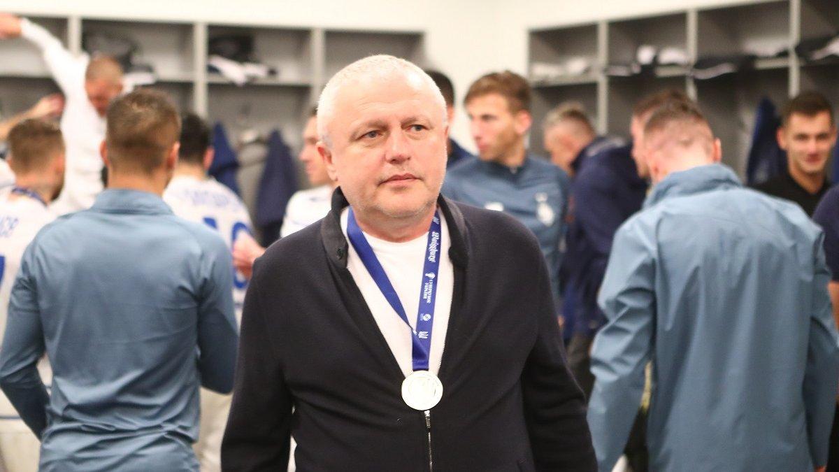 Суркіс спростував чутки про трансфер Маркао в Динамо