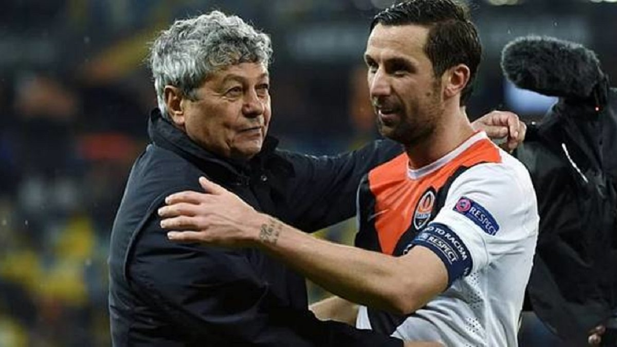 Срна: Я в жизни не ожидал, что Луческу станет тренером Динамо