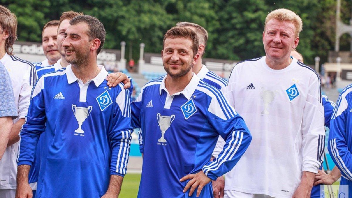 Зеленский задержал поединок Кубка Украины – кортеж президента опоздал на дебютный матч Кривбасса