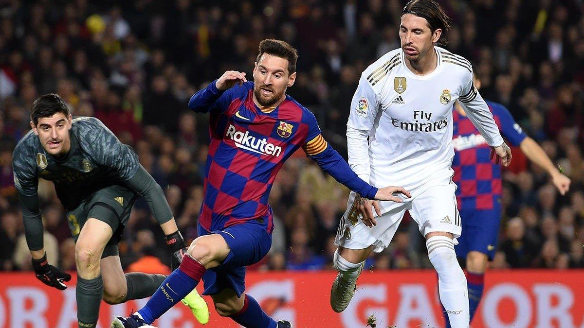 Кальдерон объяснил, почему уход Месси из Барселоны станет плохой новостью для Реала