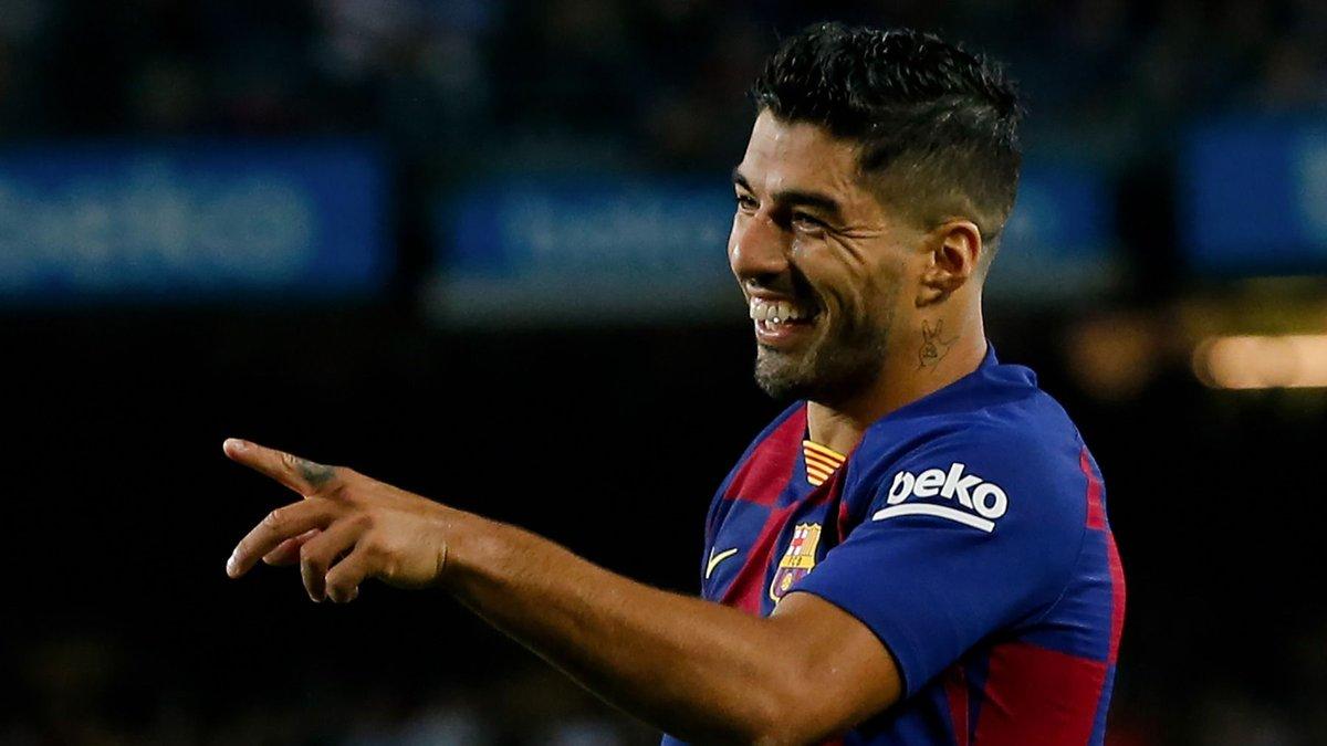 Барселона получит ужасные убытки в случае разрыва контракта с Суаресом – форварда ждут в Ювентусе