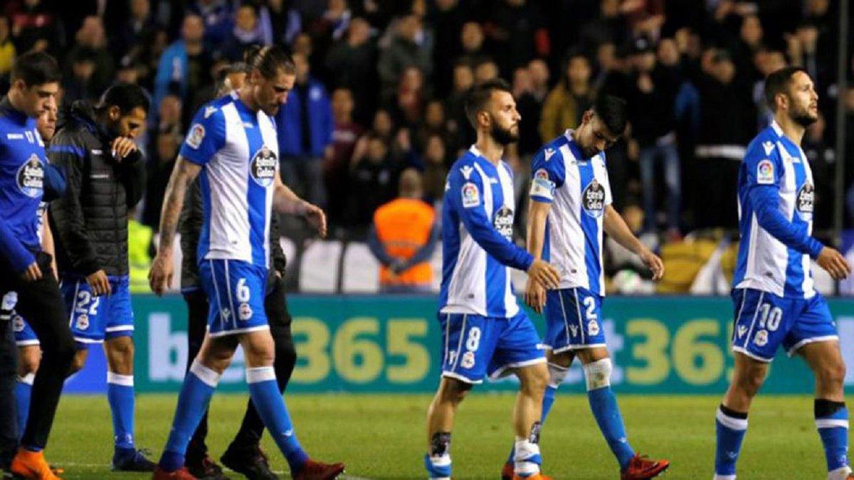 Депортіво відмовляється починати сезон 2020/21 у третьому дивізіоні – клуб буде воювати до кінця
