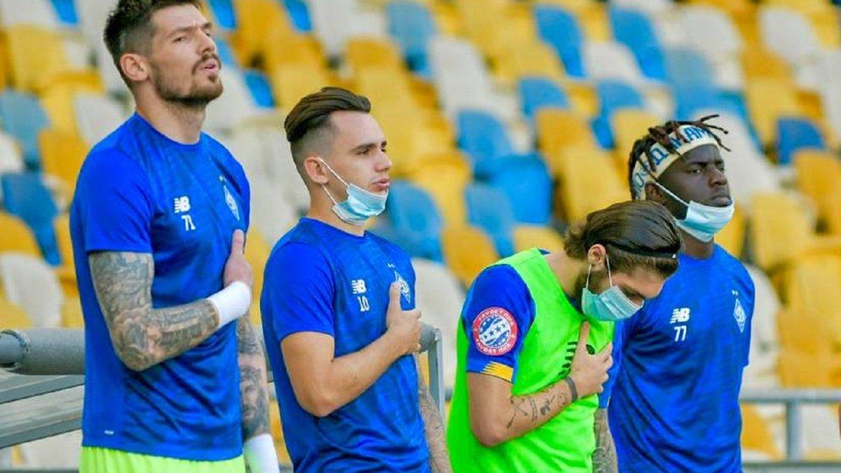 Гельзін підтвердив підсилення Олімпіка двома гравцями Динамо