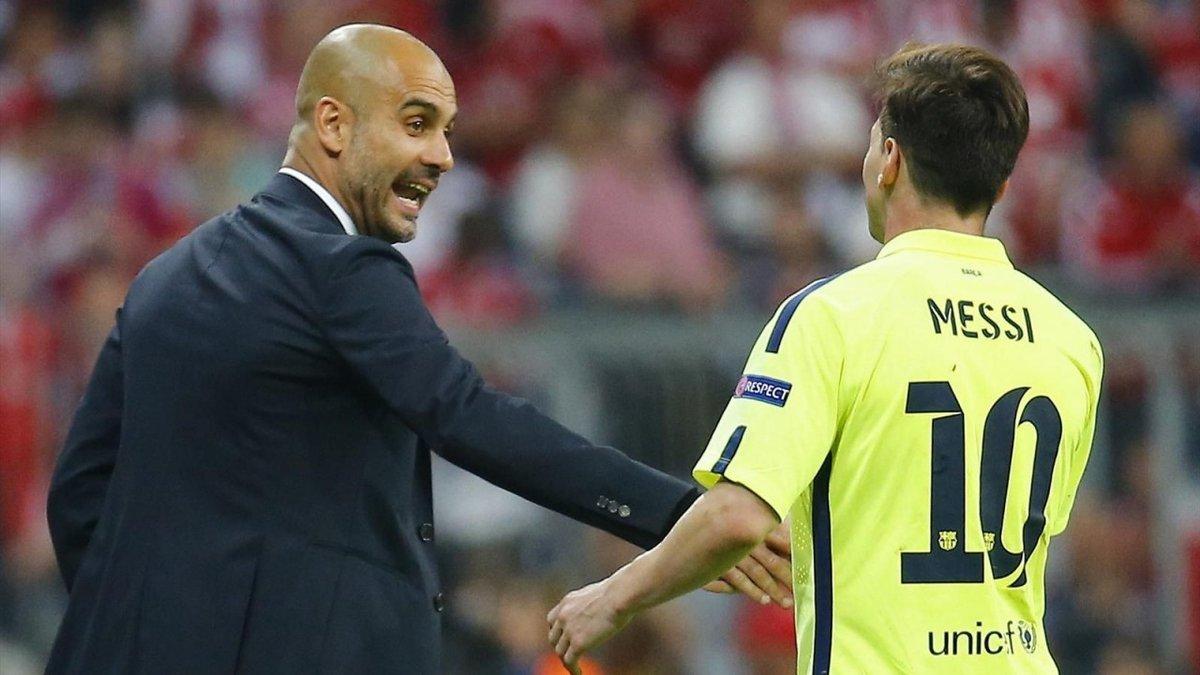 """""""Месси может помочь Манчестер Сити сделать следующий шаг"""": Компани оценил возможный трансфер аргентинца"""