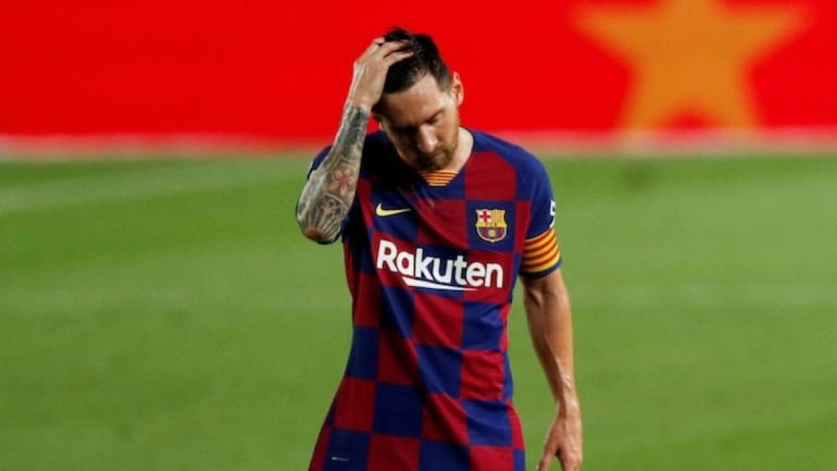 Барселона має несподіваного претендента на 10-й номер у разі відходу Мессі