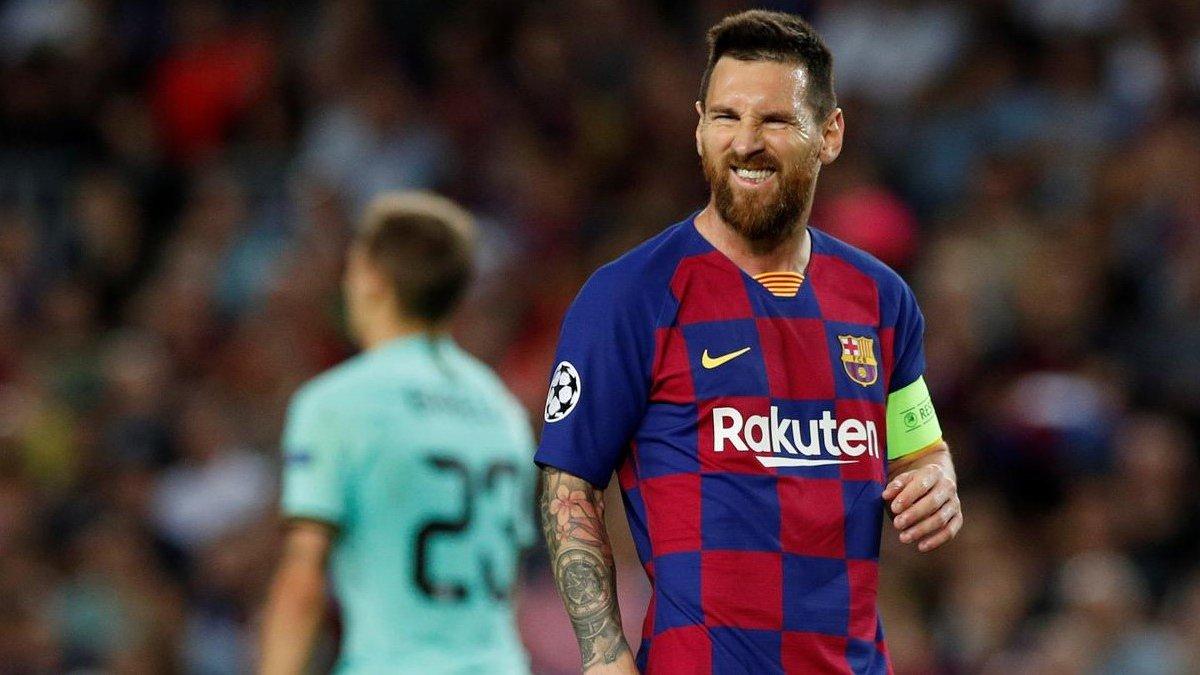 Невилл сомневается в уходе Месси из Барселоны – легенда Манчестер Юнайтед озвучил причину