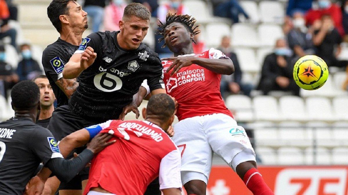 Ліга 1: Марсель обіграв Брест, Монако у меншості переміг Метц, Реймс зазнав історичної поразки від Лілля