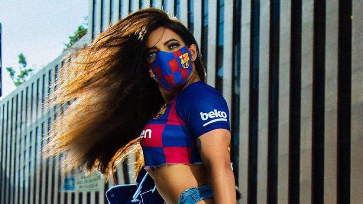 """""""Я більше не одягну футболку Барселони"""", – найгарячіша фанатка Мессі вже закохалась в інший клуб"""