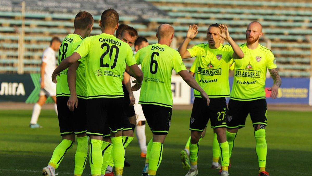 Кубок Білорусі: Динамо Брест і Шахтар Вернидуба впевнено вийшли в 1/8 фіналу