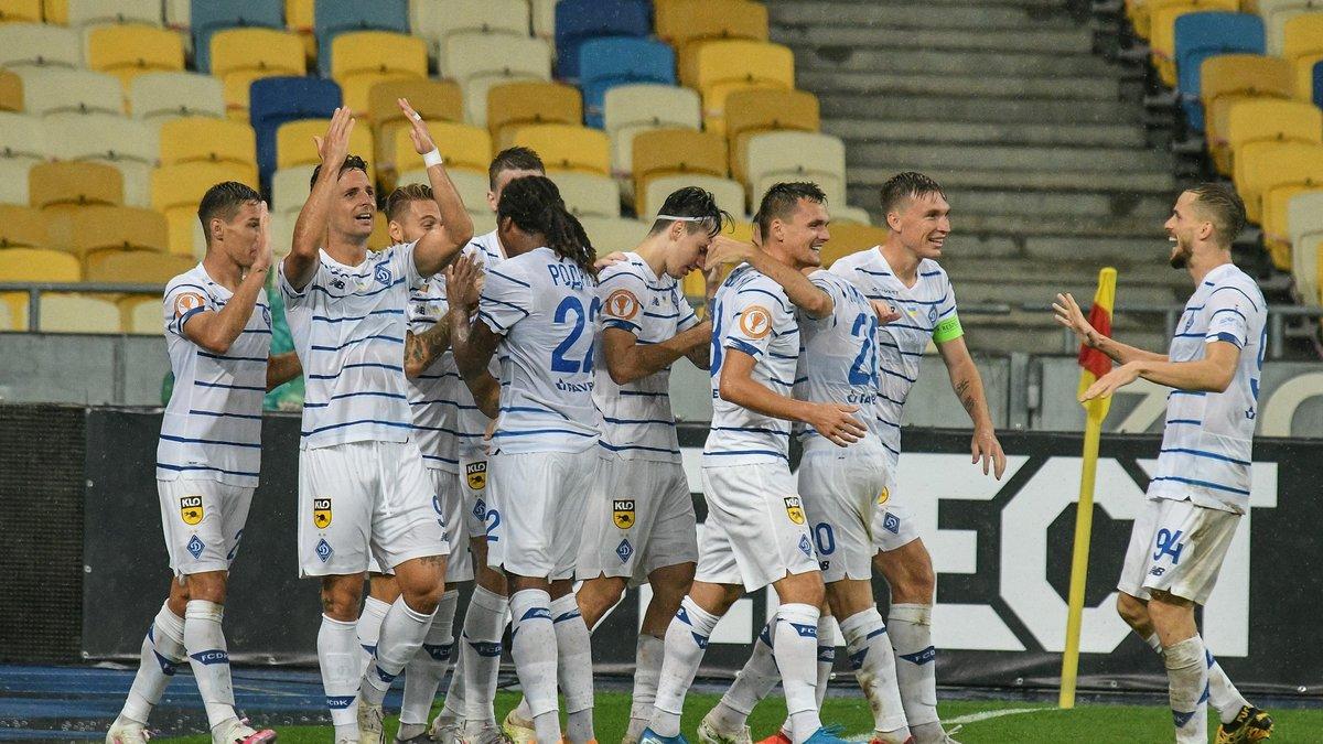 Динамо отримало суперника в 3 раунді та плей-офф кваліфікації Ліги чемпіонів