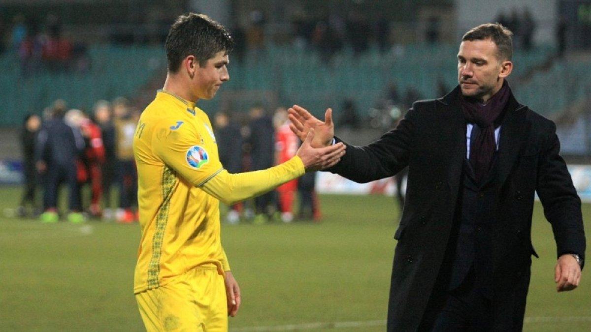 Украина – Швейцария: Малиновский назвал факторы, которые могут помочь команде Шевченко