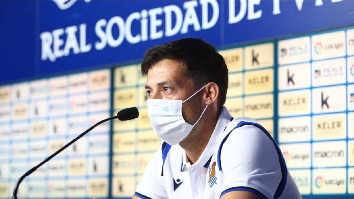 Давид Силва заболел коронавирусом – лишь в обед он был представлен Реал Сосьедадом