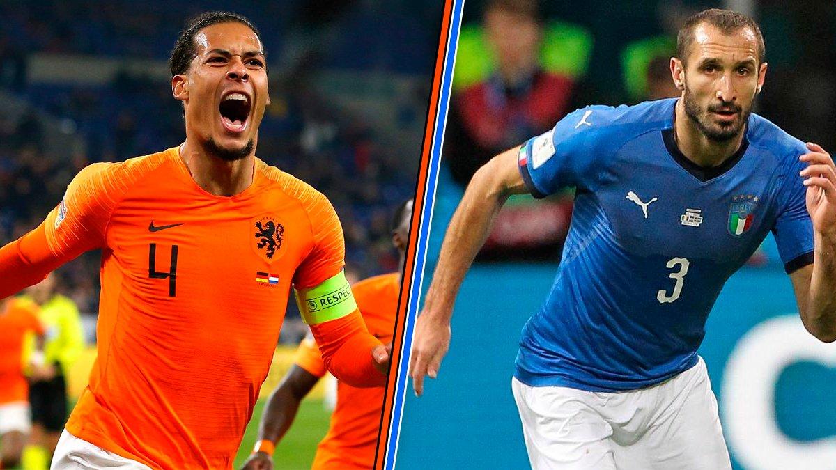 Нідерланди – Італія: онлайн-трансляція матчу Ліги націй