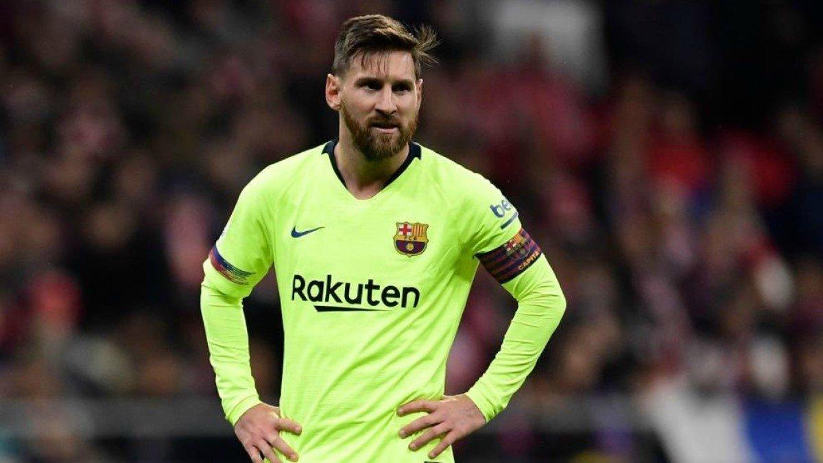Месси решил остаться в Барселоне, – Marca