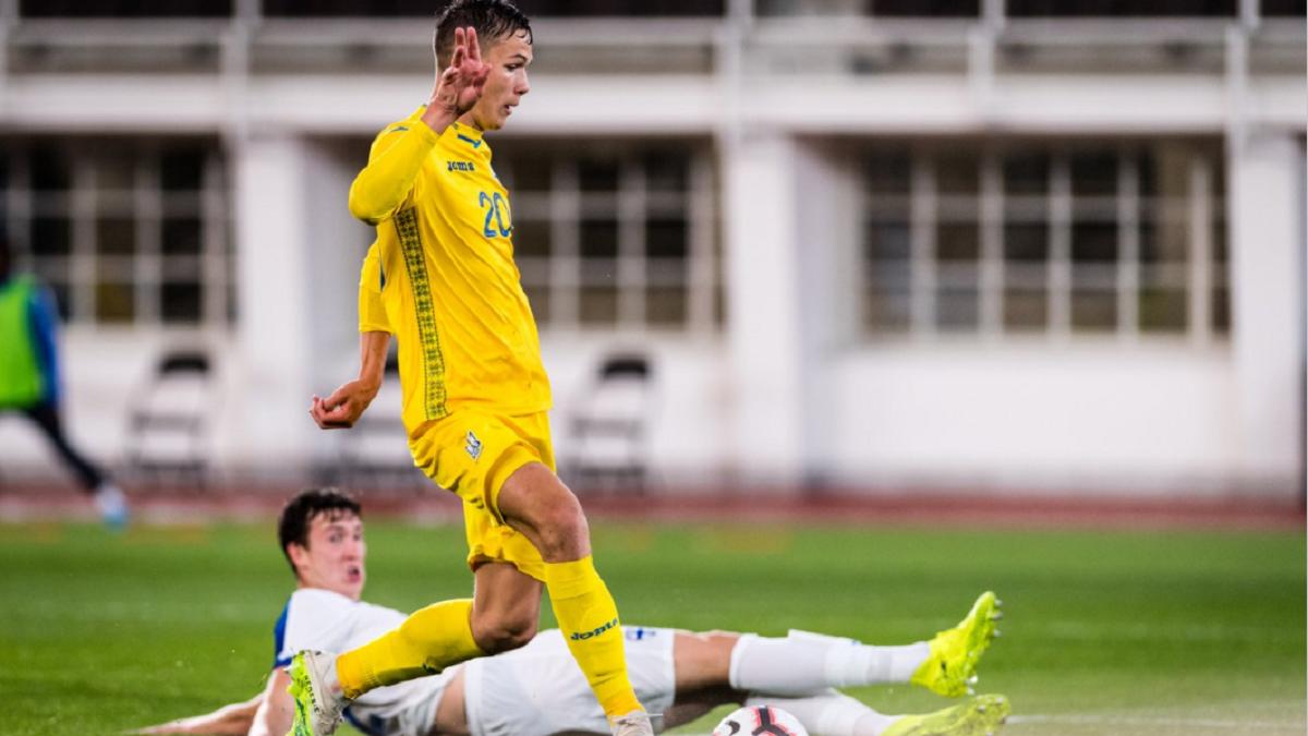 Финляндия U-21 – Украина U-21 – 0:2 – видео голов и обзор матча