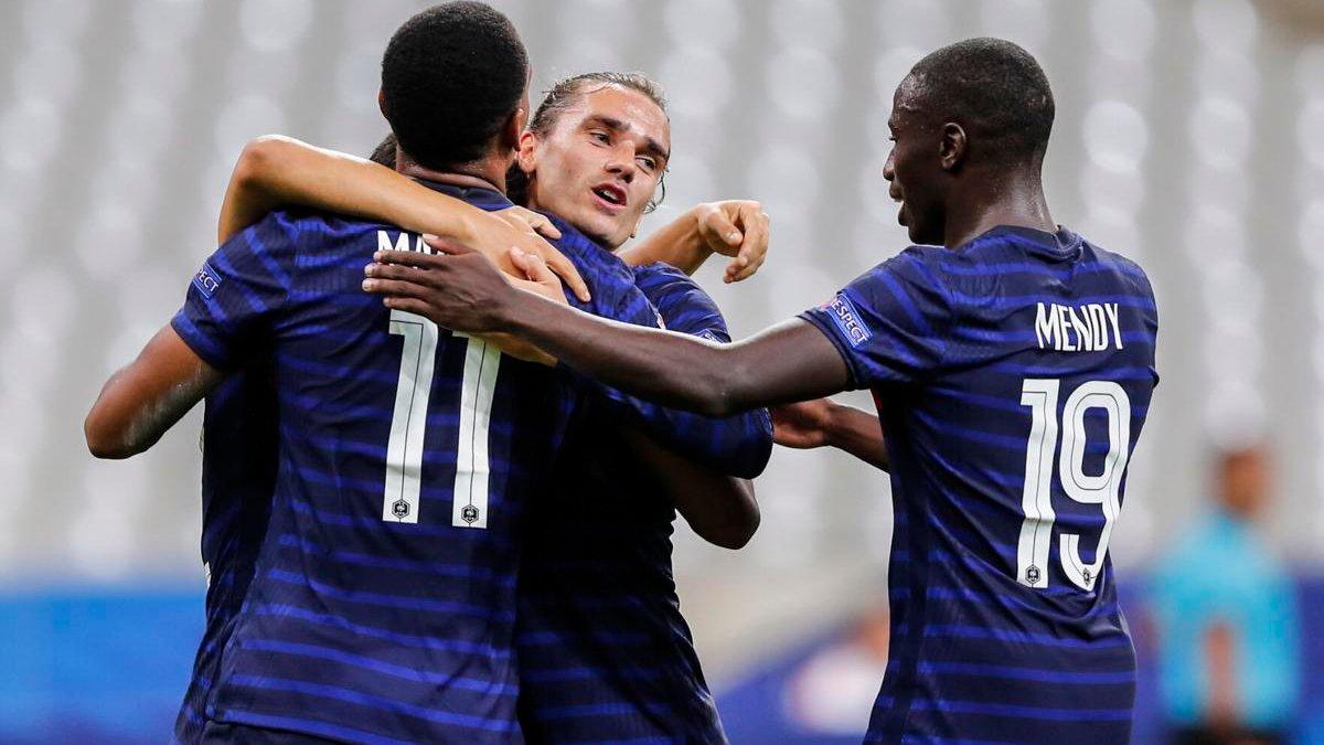 Франция – Хорватия – 4:2 – видео голов и обзор матча