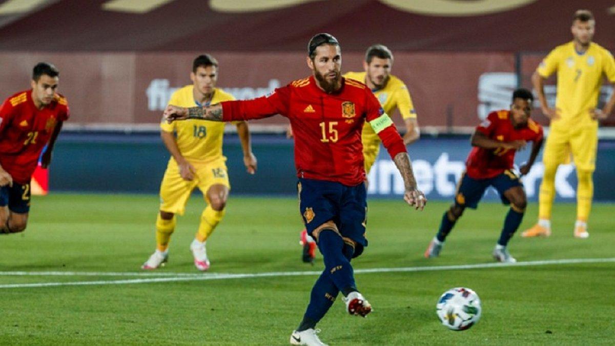 Севидов: Лучше проиграть Испании, чем обыгрывать Сан-Марино