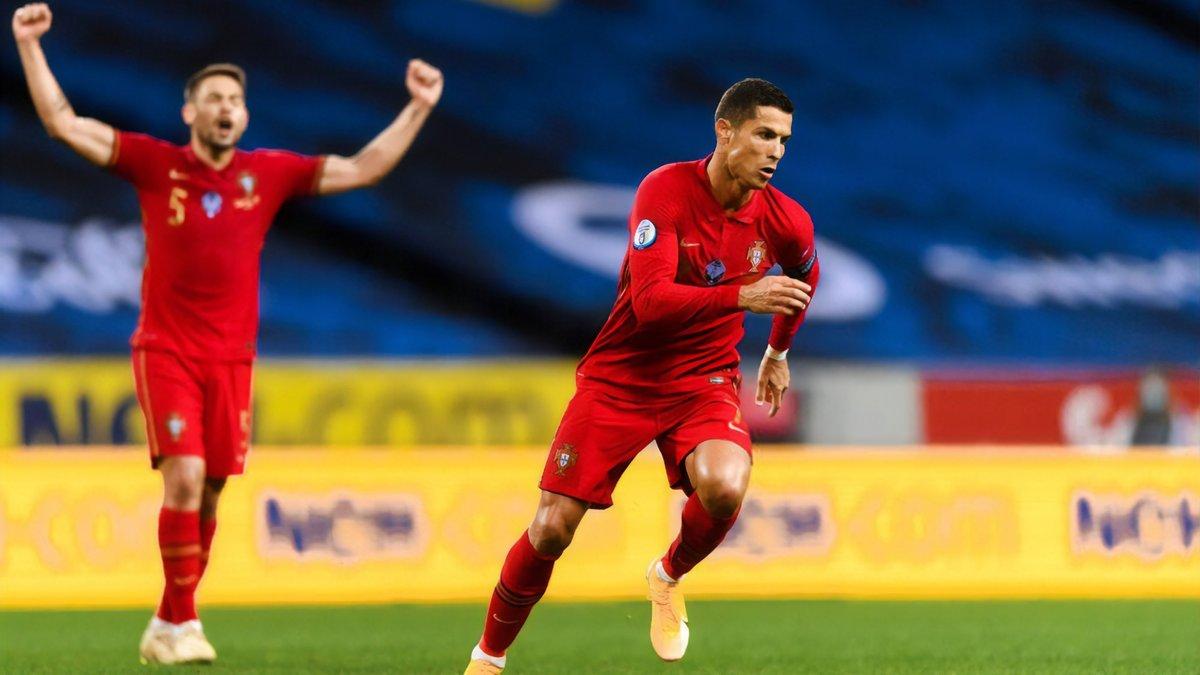 """Португалія перемогла Швецію у Лізі націй: """"селесао"""" демонструють клас, Роналду знову на коні, а Канселу виділяється"""
