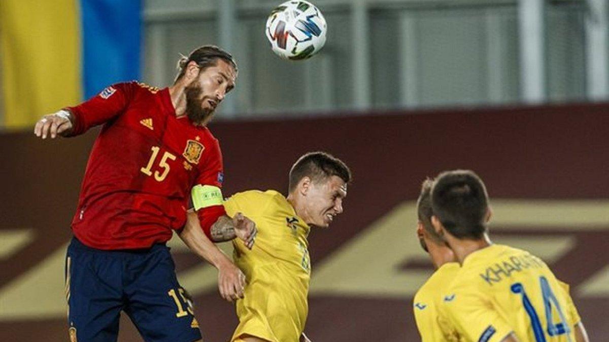 Испания – Украина: Ващук выделил главную причину вялой игры команды Шевченко