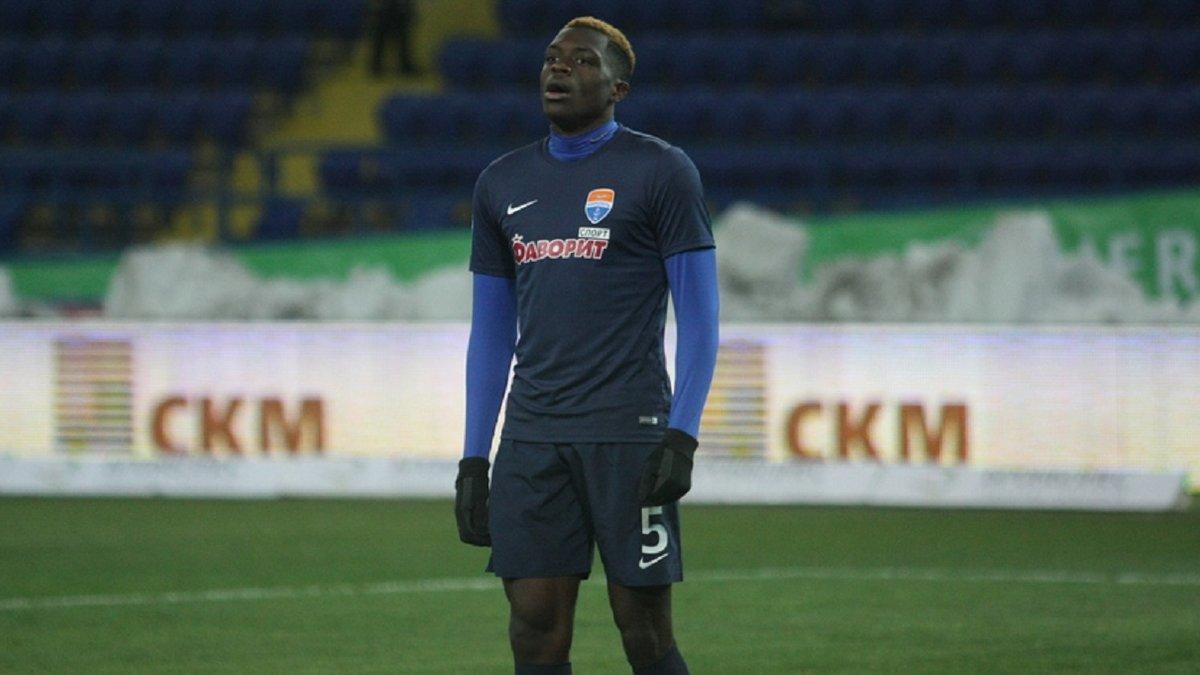 Мариуполь согласовал трансфер Дава с ведущим клубом Латвии
