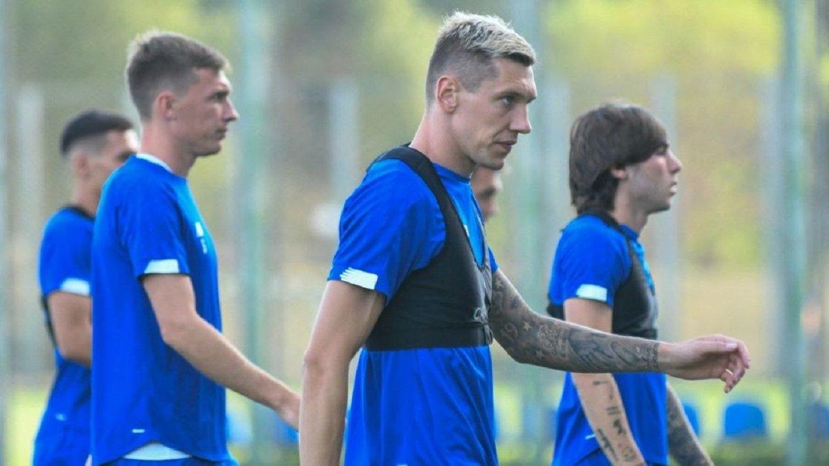 Динамо не розраховує на Гармаша та Клейтона – ЗМІ оприлюднив рішення Луческу