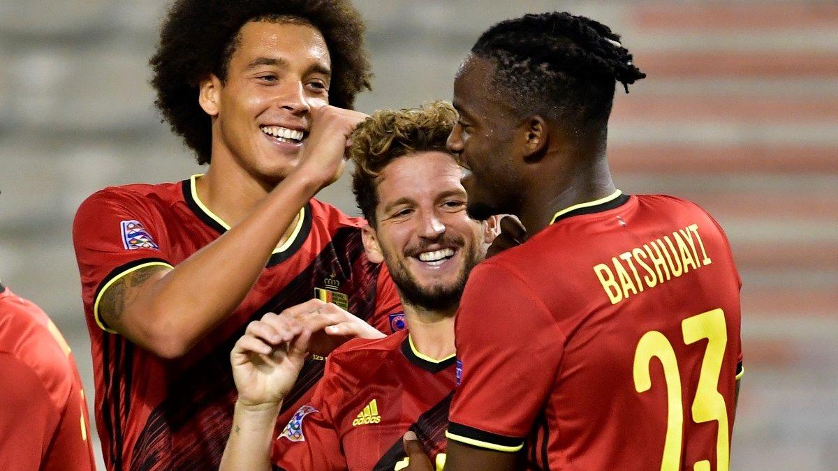 Бельгия – Исландия – 5:1 – видео голов и обзор матча