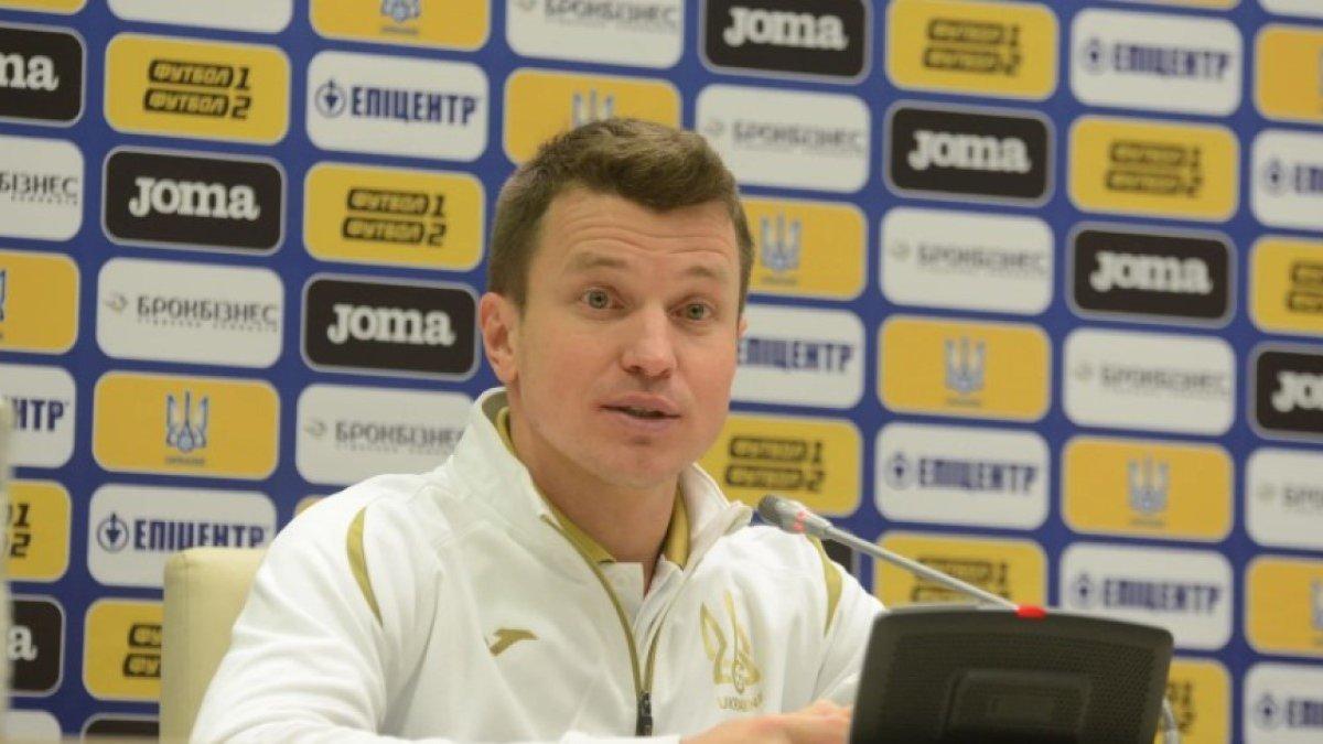Ротань оценил игру молодежной сборной Украины в матче против Финляндии U-21