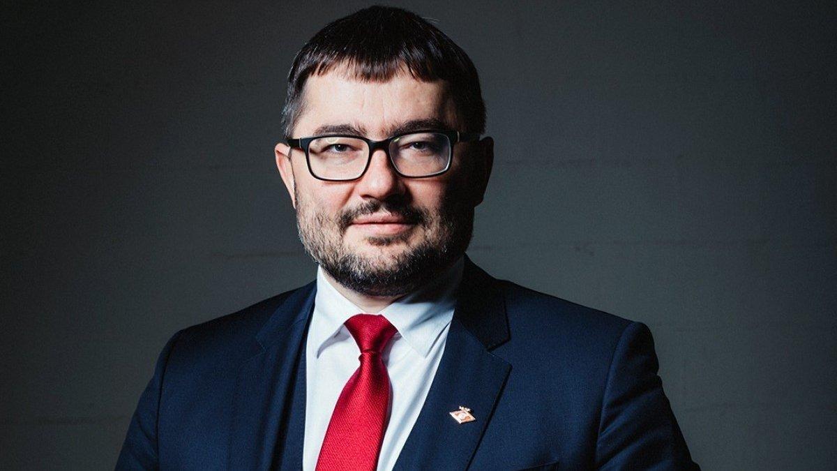 Бывший генеральный директор Донбасс Арены получил должность в московском Спартаке