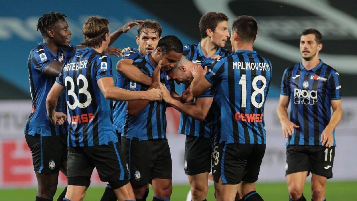 Аталанта будет играть матчи Лиги чемпионов на домашнем стадионе – УЕФА принял соответствующее решение