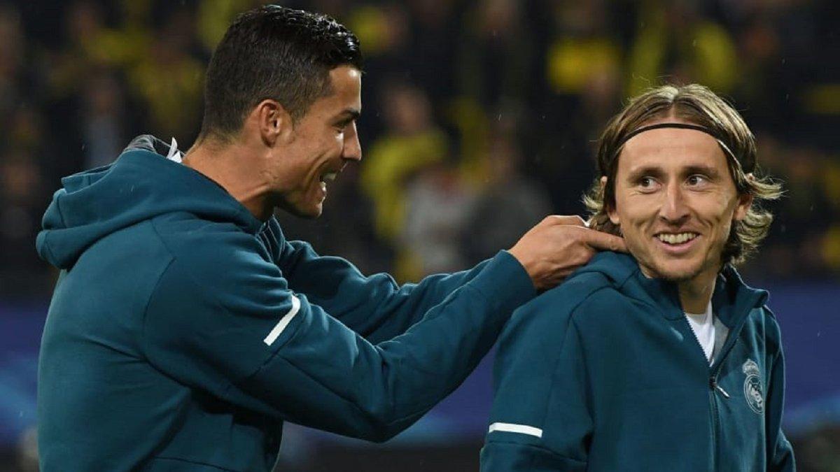 Модріч – про відхід Роналду: Реалу довелось навчитись грати у командний футбол