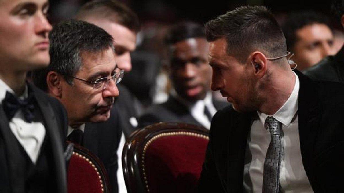 Барселона оголосила дату проведення виборів президента клубу