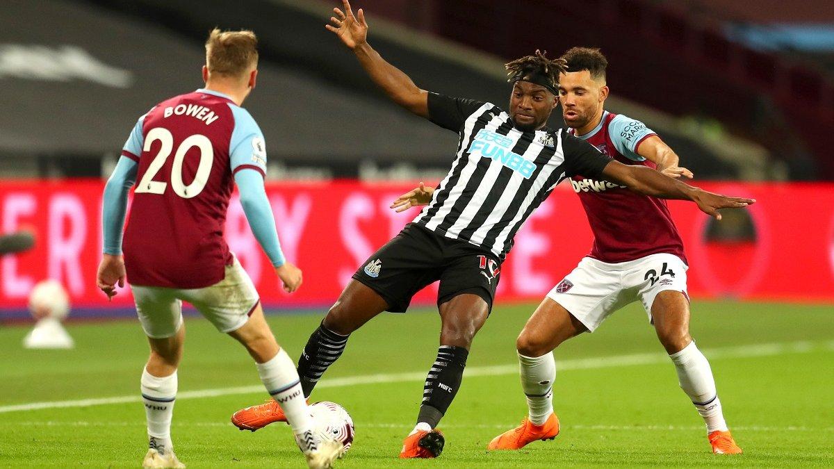 Вест Хэм – Ньюкасл – 0:2 – видео голов и обзор матча