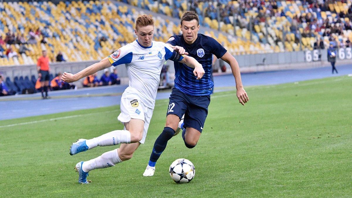 Динамо – Десна: команди визначились з формою на поєдинок 2-го туру УПЛ
