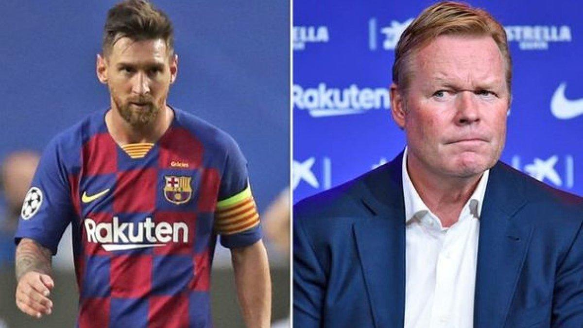 Куман оцінив важливість Мессі для Барселони