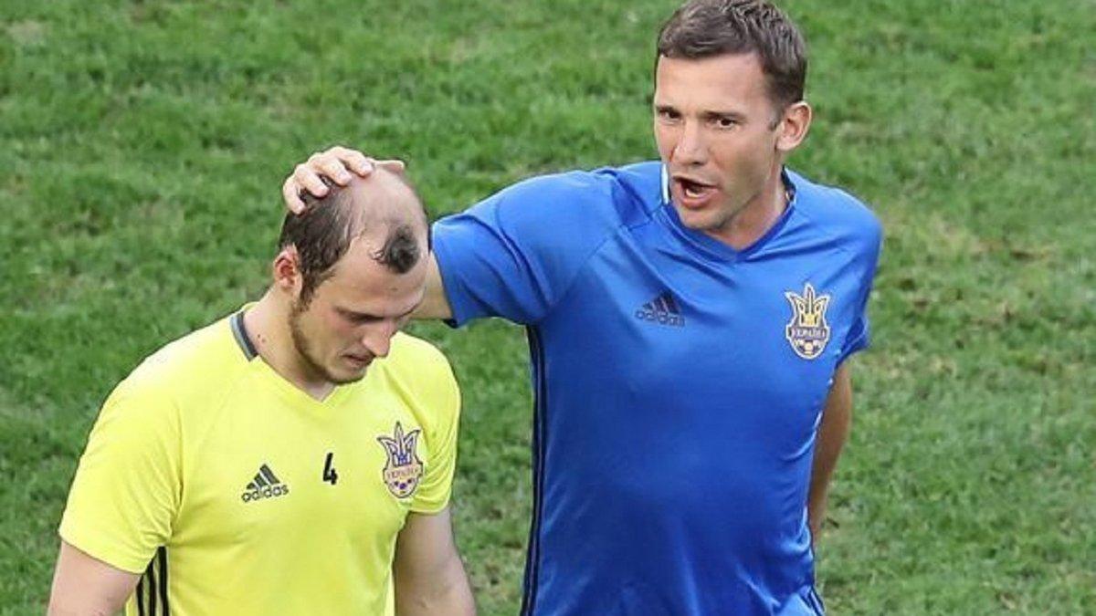 Шевченко признался, что должен сделать Зозуля, чтобы прояснить свои перспективы в сборной Украины