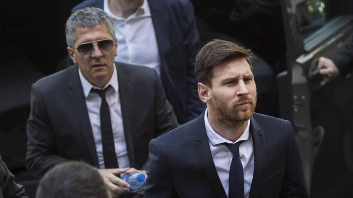 Креспо нашел главного виновника сорванного трансфера Месси из Барселоны