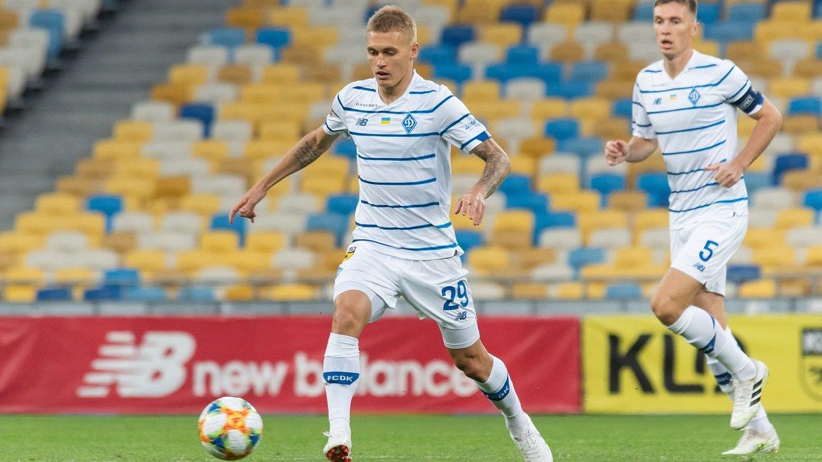 Динамо – Десна: Instat назвав найкращих гравців у складі обох команд