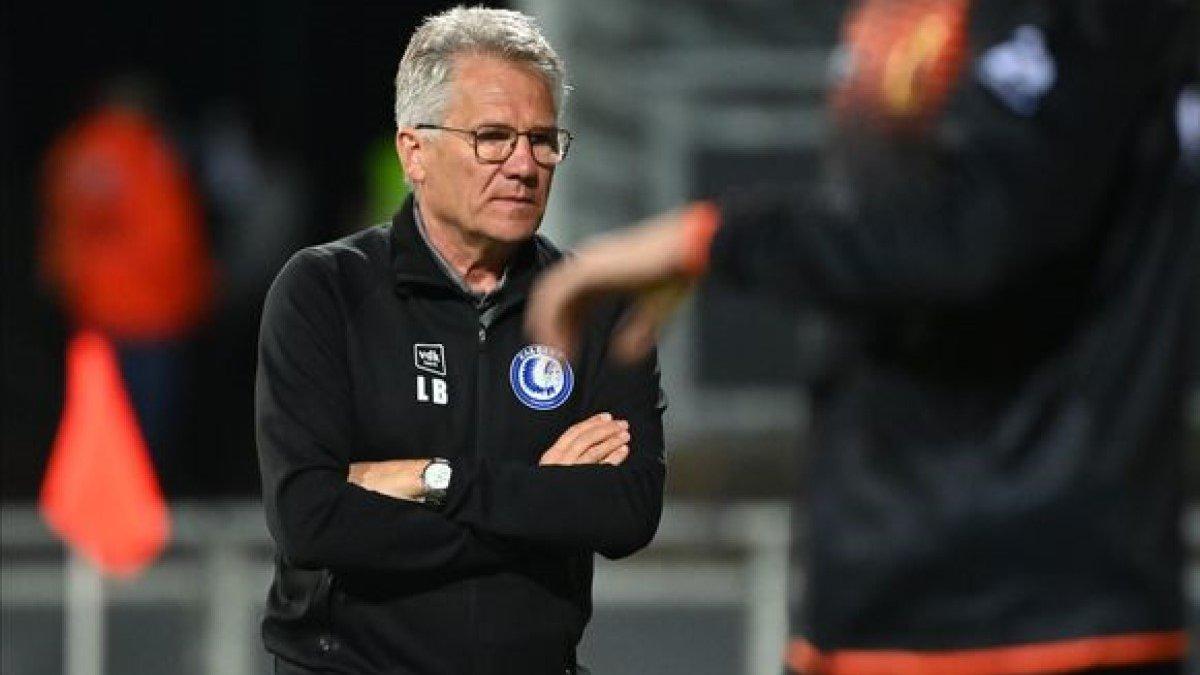 Гент звільнив тренера, з яким конфліктував Яремчук – він протримався 25 днів