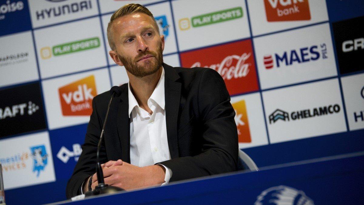 Гент оголосив ім'я нового наставника – клуб Яремчука пояснив звільнення Болоні