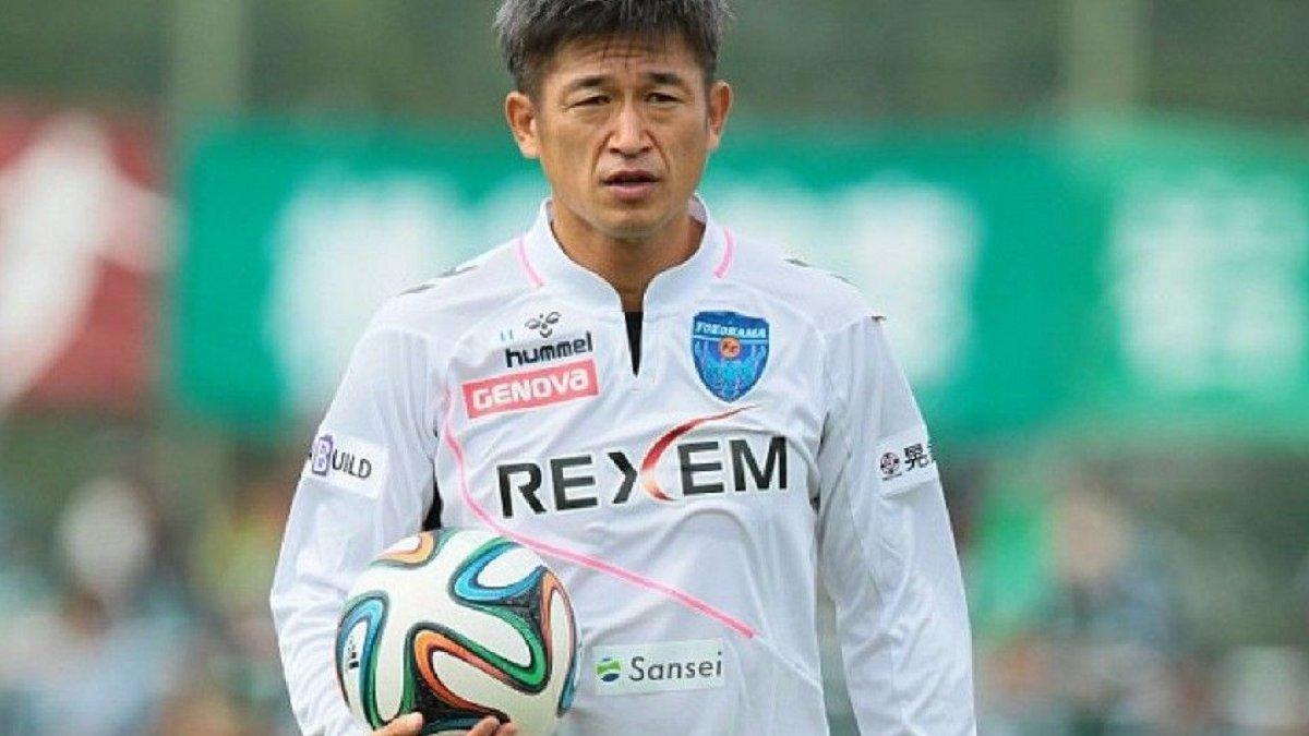 В чемпионате Монголии появился самый старый футболист в мири – 54-летний ветеран не играл 24 года