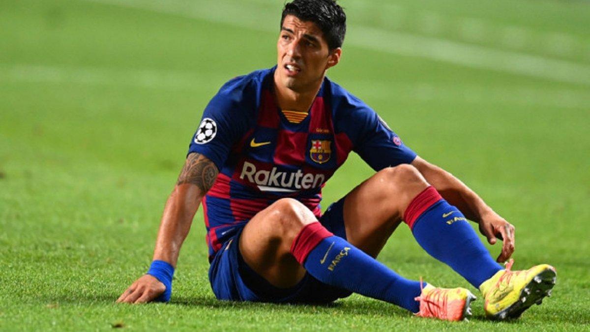 Суарес рискует просидеть год без игровой практики – Барселона хочет наказать игрока за жадность